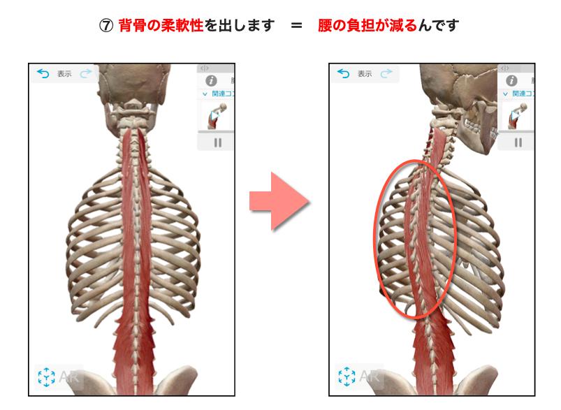 胸椎回旋モビライゼーション